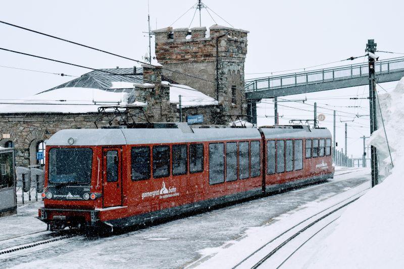 Bahnhof Gornergrat
