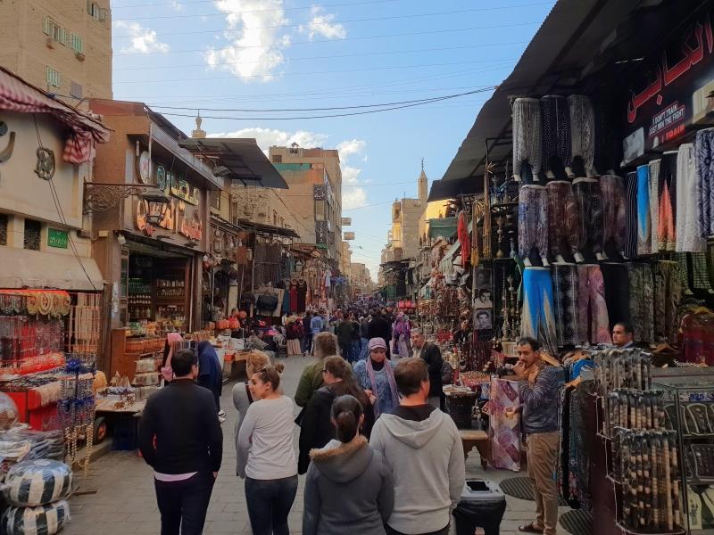 Chan el-Chalili Markt