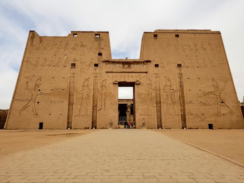 Edfu-Tempel