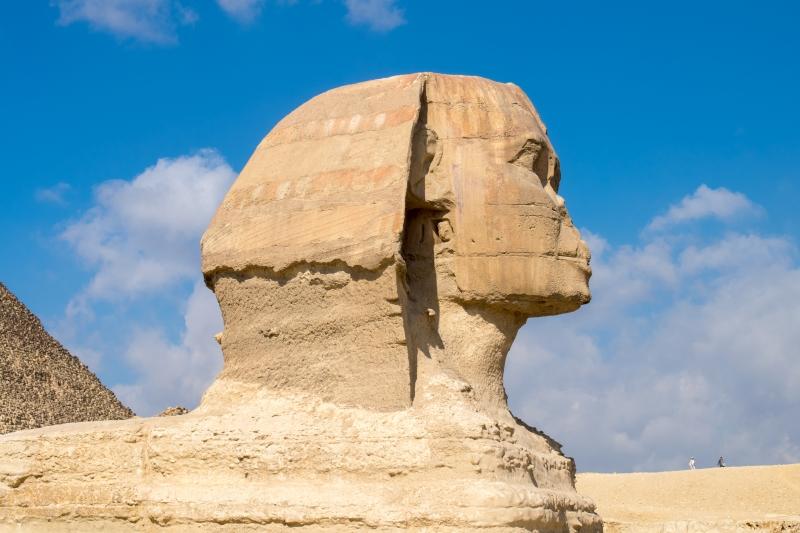 Grosse Sphinx von Gizeh