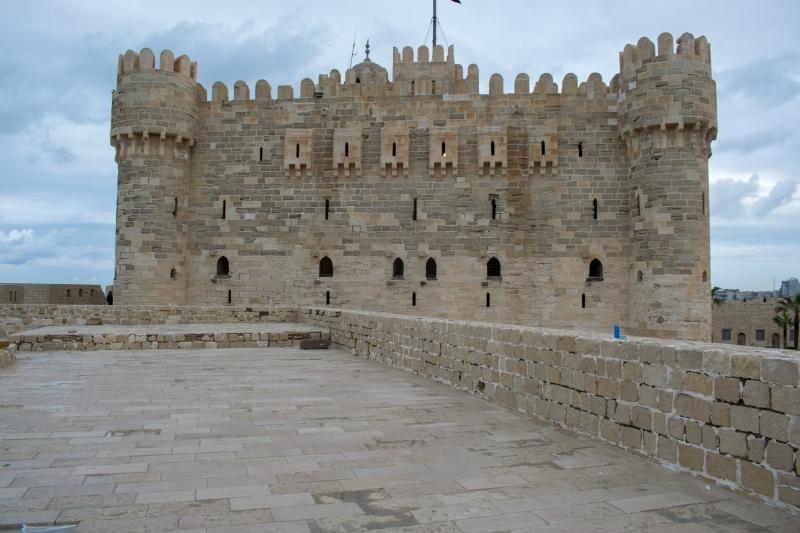Qaitbay-Zitadelle