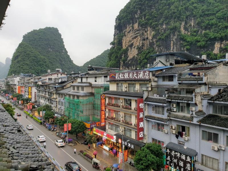 Yangshuo (Li River Hotel)