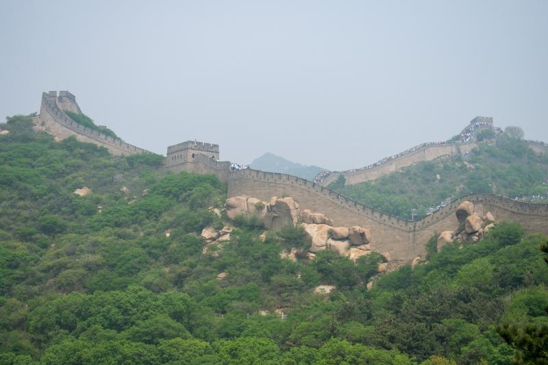 Chinesische Mauer (Badaling-Abschnitt)
