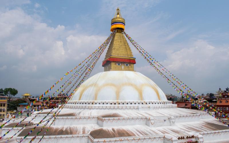 Boudhanath Stupa (Kathmandu)