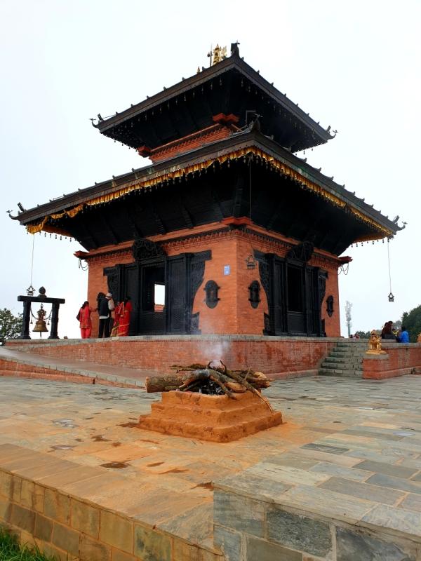 Chandragiri Hill (Bhaleshwor Mahadev)