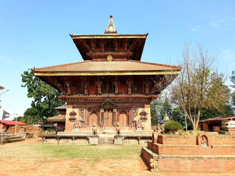Changu Narayan Tempel