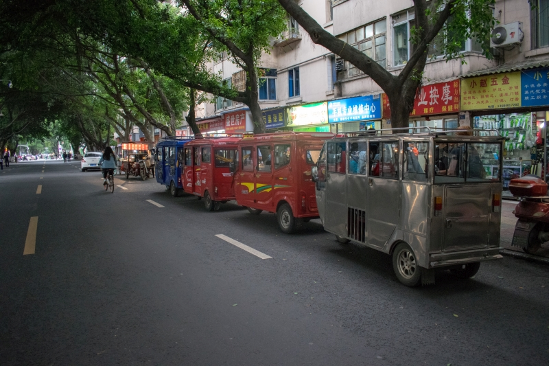 Chengdu Tuk Tuk Foodie Tour