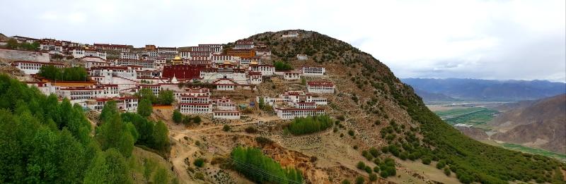 Ganden-Kloster