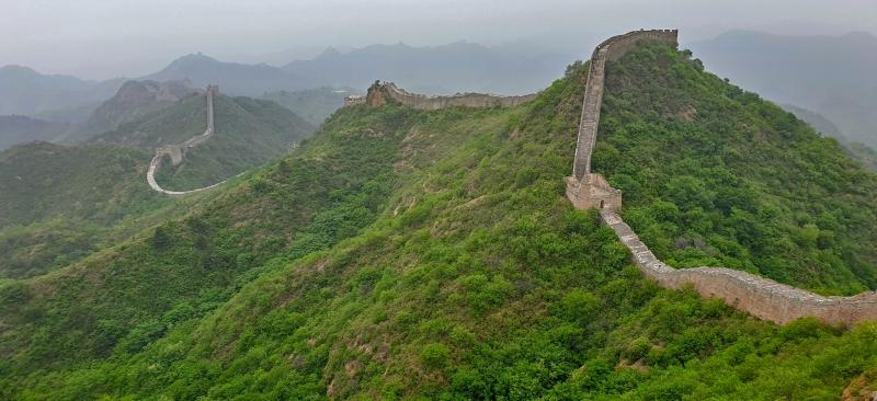 Chinesische Mauer (Jinshanling-Abschnitt)