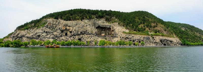 Longmen-Grotten (Luoyang)