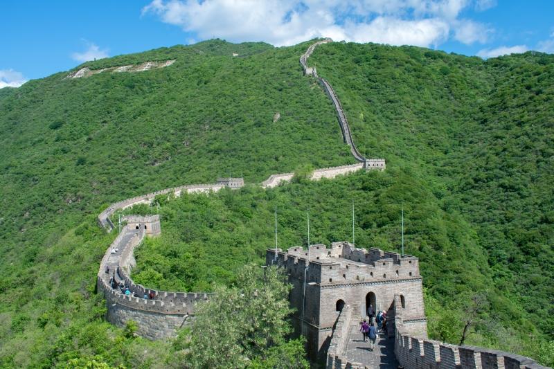 Chinesische Mauer (Mutianyu-Abschnitt)