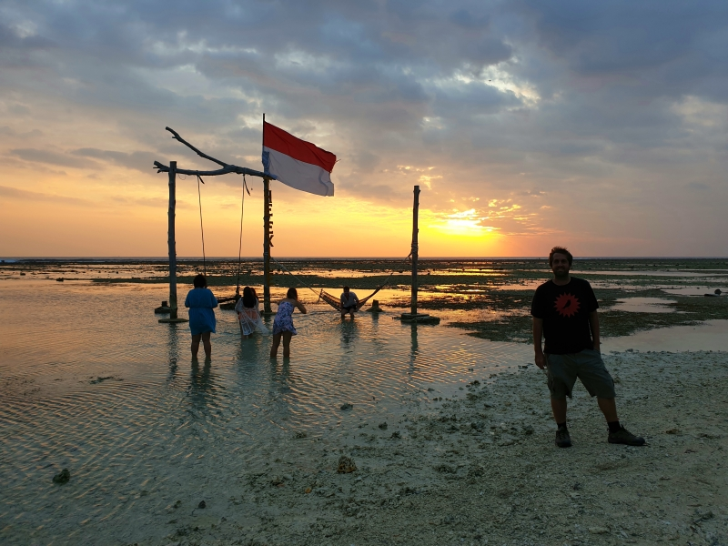 The Exile, Gili Trawangan