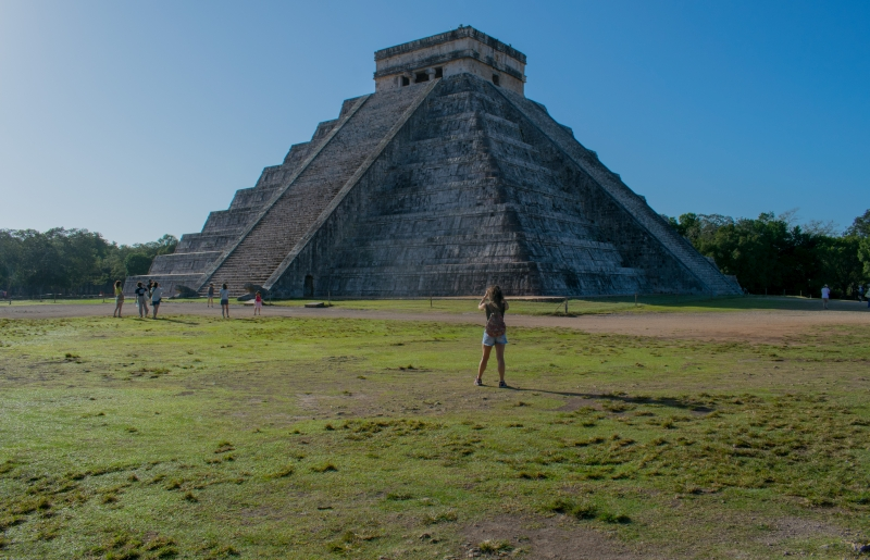 Pyramide des Kukulcán, Chichén Itzá