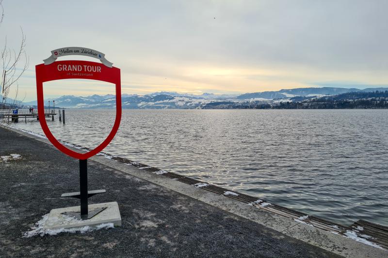 Fotospot 08/55: Meilen am Zürichsee