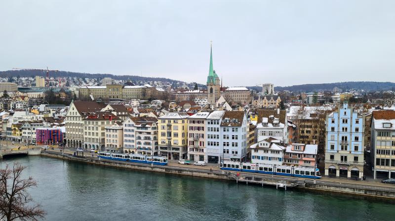 Hauptort 02/27: Zürich, ZH