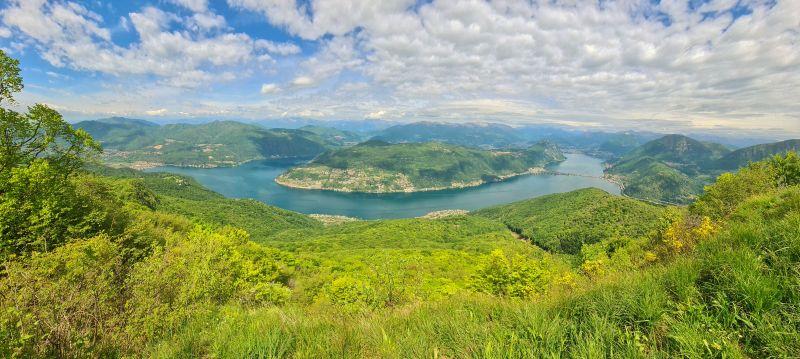 Aussicht vom Monte San Giorgio