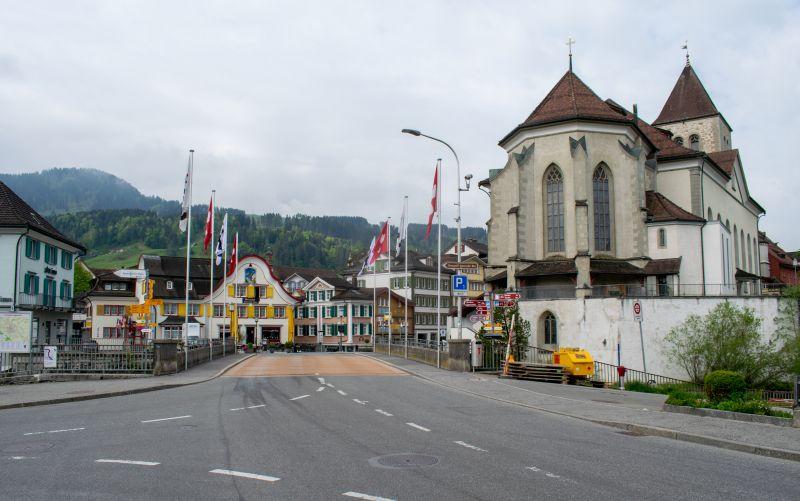 Hauptort 07/27: Appenzell, AI