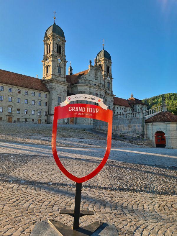 Fotospot 28/63: Kloster Einsiedeln