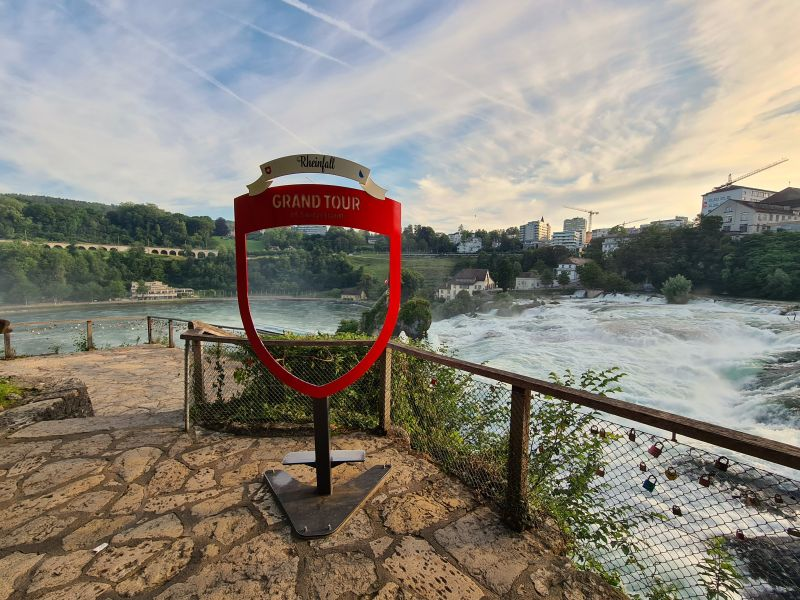 Fotospot 35/63: Rheinfall