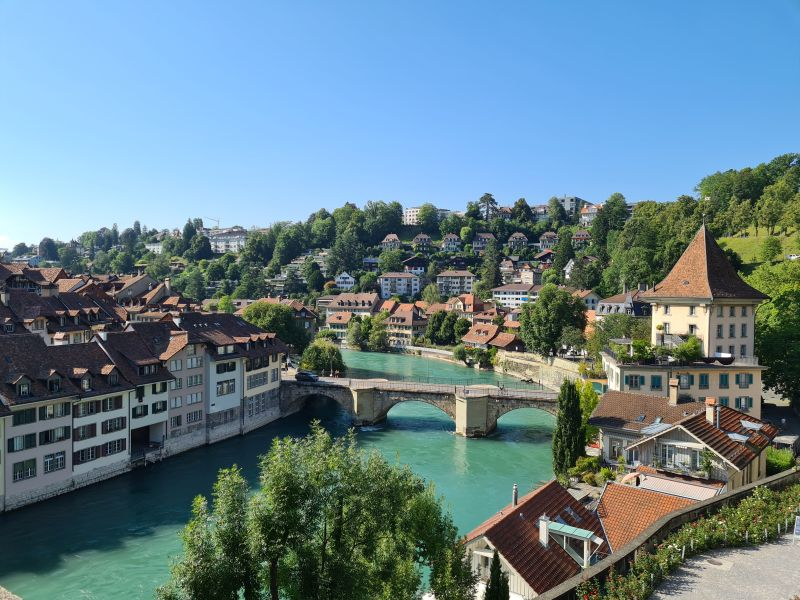 Hauptort 11/27: Bern