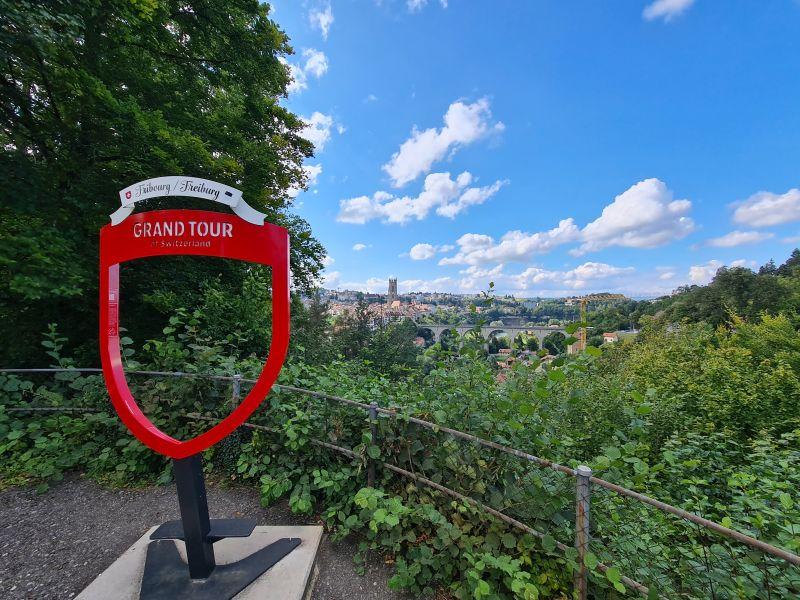 Fotospot 53/63: Fribourg / Freiburg (Fribourg, FR)