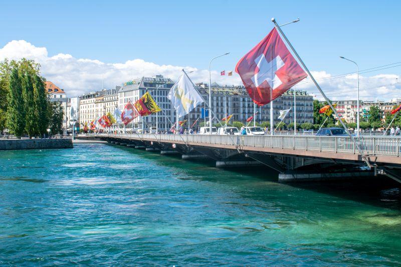 Hauptort 14/27: Genève, GE