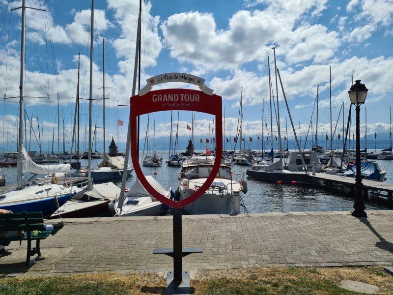 Fotospot 48/63: Le Port de Morges (Morges, VD)