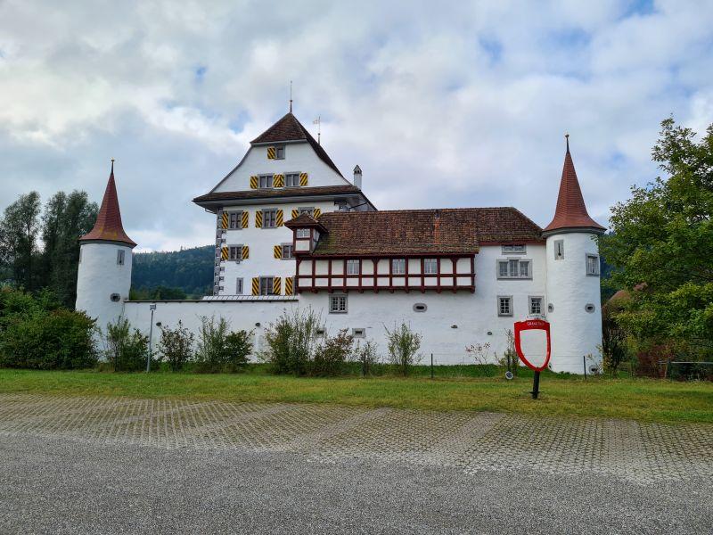 Fotospot 57/63: Wasserschloss Wyher (Ettiswil, LU)